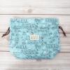 กระเป๋าเก็บอุณหภูมิใบเล็ก Sumikko Gurashi สีฟ้า