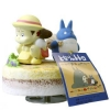 กล่องเพลง My Neighbor Totoro Ceramic Music Box (May & Totoro)