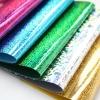ผ้าสักหลาดเกาหลีสี Hologram felt / Holographic felt size 1.2mm ขนาด 23x29 cm มี 13 สี/ชิ้น (Pre-order)