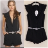 Killah playsuit with belt Size M