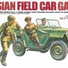 TA35021 RUSSIAN FIELD CAR GAZ67B 1/35