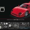 TA24295 Ferrari F40 1/24
