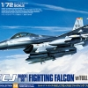 TA60788 1/72 F-16 CJ Fighting Falcon - Block 50 w/Full Equipment