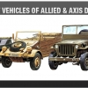 AC13416 WWII GROUND VEHICLE SET (1/72)