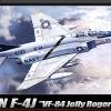 "AC12305 USN F-4J ""VF-84 Jolly Rogers"" 1:48"