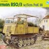 DRA6684 GERMAN RSO/03 + 5cm Pak 38 (1/35)