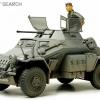 TA35270 German Armored Car Sd.Kfz.222 Special Edition 1/35