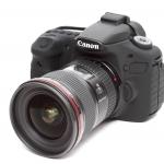 Canon 60D EasyCover Silicone Case -Black