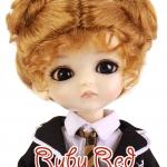 Mohair Buns Wig (7 colors)