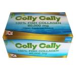 Colly Cally 60,000 mg. คอลลี่ คอลลี่ คอลลาเจนแท้ชนิดแกรนูล - แบบกล่อง