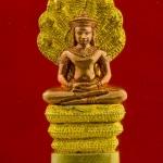 พระนาคปรก ศิลปะลพบุรี ๑๐๐ ปี สมเด็จพระสังฆราช วัดบวรฯ ปี 56 พร้อมกล่องสวยครับ (ส)