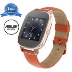 "Asus Zenwatch 2 Silver (สีLeather Oranger) สำหรับผู้หญิง 1.45"" WI502Q"