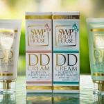 SWP Beauty House DD Cream Body UV White Magic 100 g. ดีดี ครีม น้ำแตก บาย เอส ดับบลิวพี