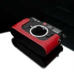 Gariz Leather Half-case for Leica M6, M7 : Red