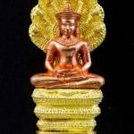 พระนาคปรก ศิลปะลพบุรี ๑๐๐ ปี สมเด็จพระสังฆราช วัดบวรฯ ปี 56 พร้อมกล่องสวยครับ