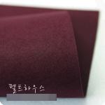 ผ้าสักหลาดเกาหลีสีพื้น hard poly colors 834 (Pre-order) ขนาด 90x110 cm/หลา