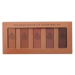 3CE Mood Recipe Lip Color Mini Kit 3CE ลิปเนื้อแมท โทนน้ำตาล