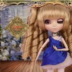 Sapphire Ballerina