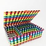 กล่อง สี่แม่ลูก (4MF-โทนสีผสม)