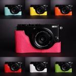 เคสกล้อง TP Half-case Fuji X70 color collection