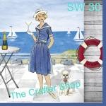 Napkin Sweet Pac (รหัสสินค้า SW-30)