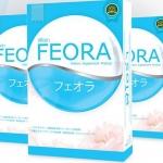 Feora ฟิโอร่า อาหารเสริมสำหรับผู้หญิง
