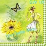 Napkin Sweet Pac (รหัสสินค้า SW-18)