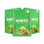 Kinto คินโตะ ผลิตภัณ์เสริมอาหารดีท็อกซ์ แค่เปิดปาก สุขภาพเปลี่ยน
