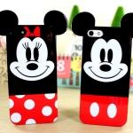 """เคส iPhone6 4.7"""" เคส """"มิคกี้ & มินนี่"""""""