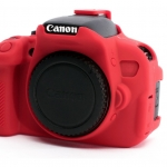 Canon 700D EasyCover Silicone Case -Red