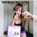 Toti Bangs Hair Cut Set อุปกรณ์ช่วยแต่งผมหน้าม้า