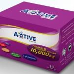 Active Premium Collagen Peptide 10,000 mg. แอคทีฟ พรีเมี่ยม คอลลาเจน เปปไทด์