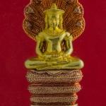พระนาคปรก ศิลปะลพบุรี ๑๐๐ ปี สมเด็จพระสังฆราช วัดบวรฯ ปี 56 พร้อมกล่องสวยครับ (1)