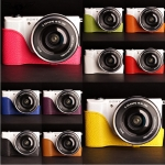 เคสกล้อง TP Half-case Sony A5100 Color Collection