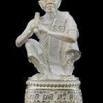 ..เนื้อเงิน โค้ด ๒๖๑๗๗. หลวงพ่อคูณ รุ่น ลาภ-ยศ-ทวีคูณ กระทรวงแรงงานฯ จัดสร้าง ปี 2538 พร้อมกล่องครับ..(U)..