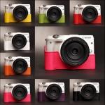 Case กล้อง TP Canon EOS M3 Color collection