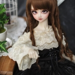 [PRE-ORDER] Black & Cream - SD13G Black ver.