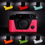 เคสกล้อง TP Half-case Fuji X-Pro2 color collection