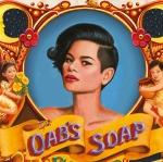 Oab's Soap Facial Soap Moonlight Honey Drop 80 g. โอปโซพ มูนไลท์ ฮันนี่ดรอป สำหรับผิวหน้า