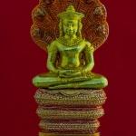 พระนาคปรก ศิลปะลพบุรี ๑๐๐ ปี สมเด็จพระสังฆราช วัดบวรฯ ปี 56 พร้อมกล่องสวยครับ (C)