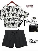 Lady Ribbon Lady Mickey Playful and Sassy Set