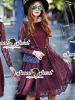 Seoul Secret Lace Dress เดรสผ้าลูกไม้
