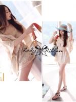 Lady Ribbon Bohemian Style Blouse เสื้อสไตล์โบฮีเมียนสุดชิค