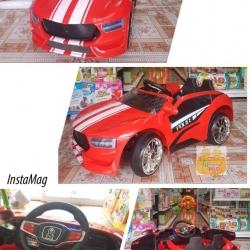 รถแบตเตอรี่เด็กทรงสปอร์ต รุ่น LN1558