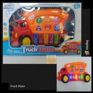 Funny Truck Piano ออร์แกนรูปรถบรรทุก