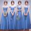 (Pre - Order) ชุดราตรี <สีฟ้า> รหัสสินค้า CEVL0118 thumbnail 1