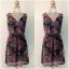Lipsy Floral Dress Size uk12 thumbnail 4