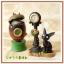 นาฬิกาตั้งโต๊ะ My Neighbor Totoro thumbnail 3
