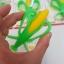 Corn Toothbrush ซิลิโคนนวดเงือก + ยางกัด ข้าวโพด thumbnail 2