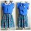Yumi Frill Sleeve Dress Size S/M thumbnail 2